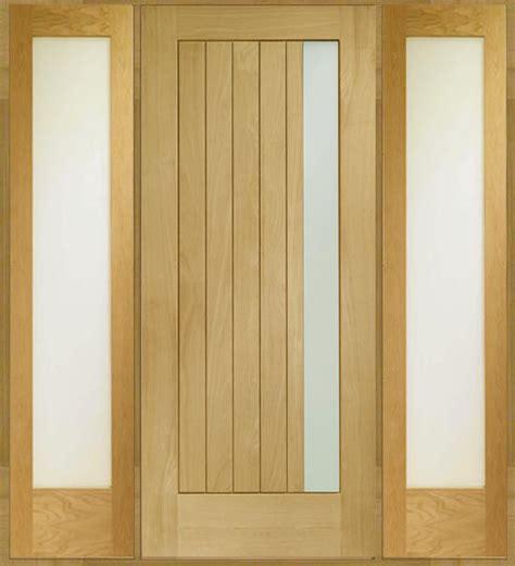sidelights for front doors oak doors cottage oak door cottage external oak door
