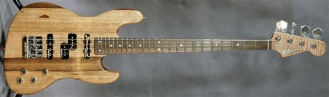 Handmade Bass Guitar - made bass guitars r l basses ed guitars