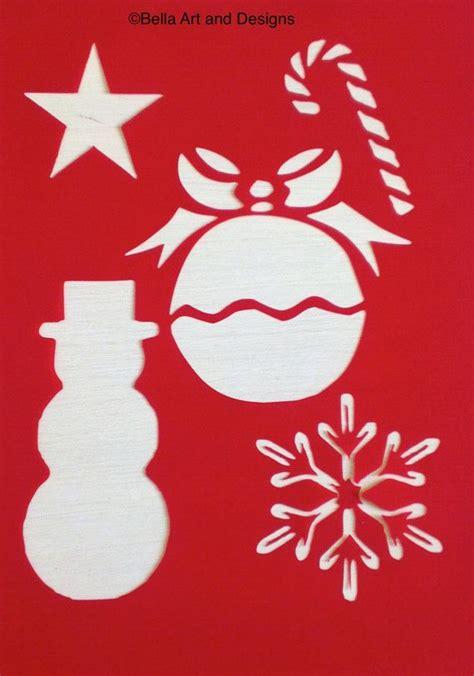 list  christmas stencils  gift   bellaartanddesign christmas stencils christmas