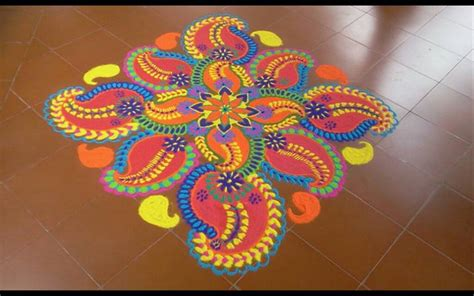 new design flower kolam top 20 latest simple kolam designs with dots images
