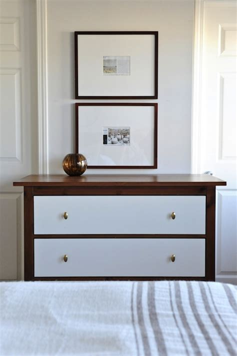 hemnes ikea hack ikea hemnes 3 drawer chest transitional bedroom