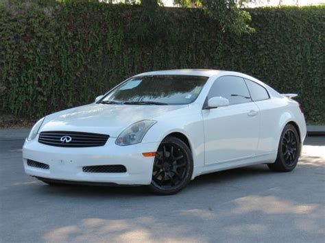 Infinity G35 2005 by 2005 Infiniti G35 Information And Photos Momentcar