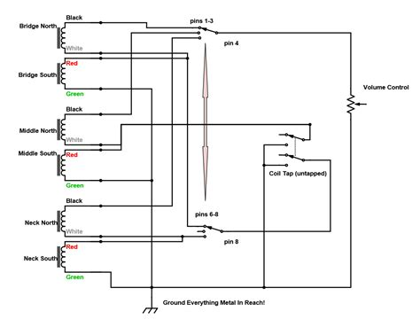 Ibanez Roadstar Wiring Diagram