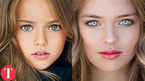 what pretty young girlsand they all were there for a clean fun 10 most beautiful kids in the world all grown up youtube