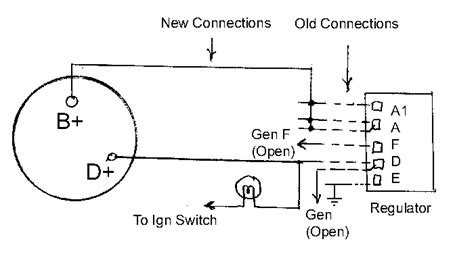 wiring diagram for bosch alternator get free image about