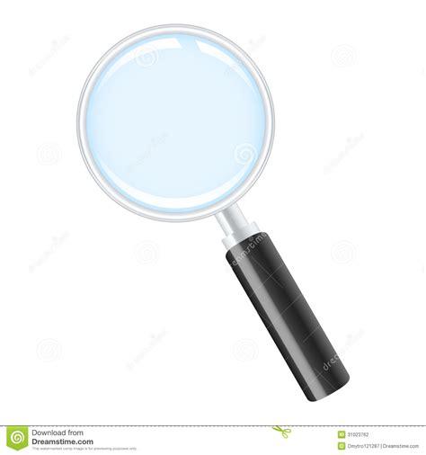 illustrator tutorial magnifying glass magnifying glass stock vector illustration of magnifier