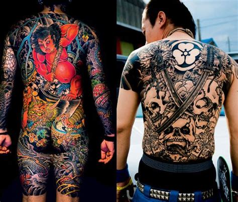 family tattoo japan japanese fullback tattoo with family crest japanese