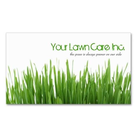 1000 Images About Landscaping Business Cards On Pinterest Logos Landscaping And Business Free Lawn Care Logo Templates