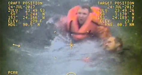 alaska fishing boat captain saves crewmen alaska fishing boat captain jumps into cold water to save