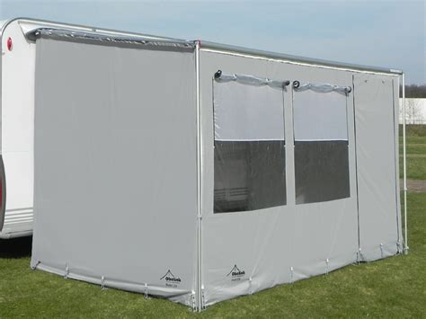 fiamma awning side panels mobiel side panel left fiamma omnistor canopies