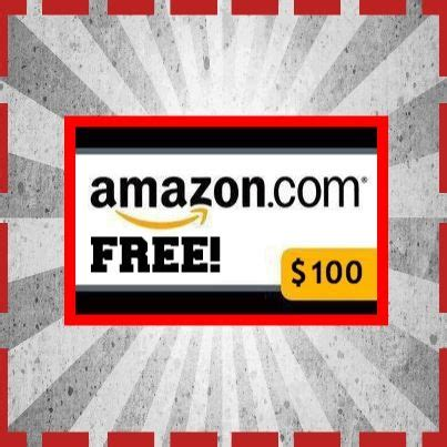 100 Amazon Gift Card Code - 100 amazon gift card giveaway coupons and freebies mom