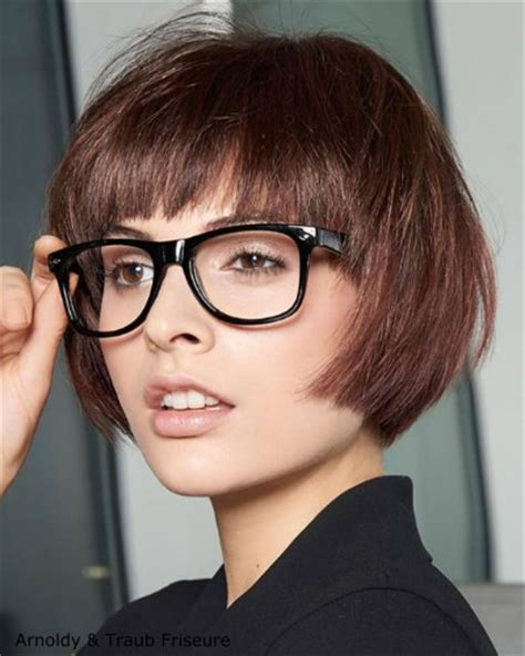 hairstyles for fine hair and glasses bob haircut for fine straight hair and glasses