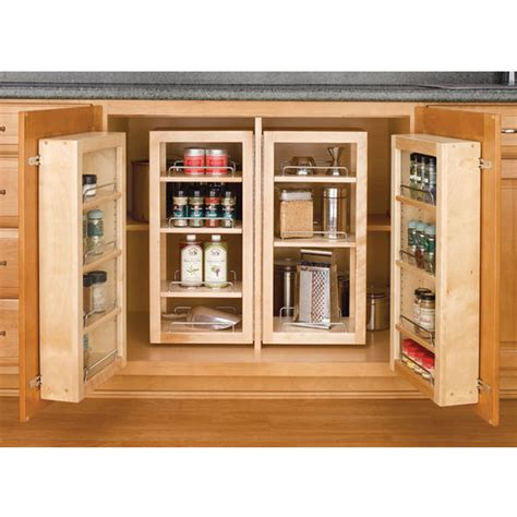 kitchen cabinet shelving systems rev a shelf swing out kitchen base cabinet chef s pantries