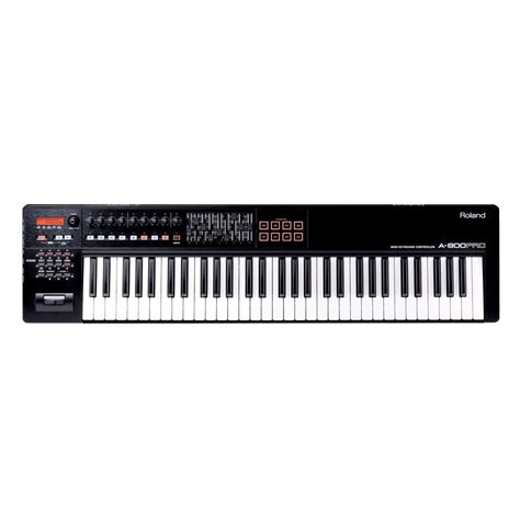 Master Rolland roland a 800 pro usb midi controller keyboard at