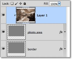 printable area in photoshop gallery style photo frame layout photoshop tutorial