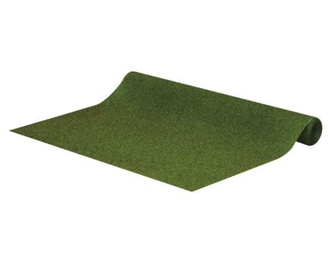 Display Grass Mat - lemax grass display mat