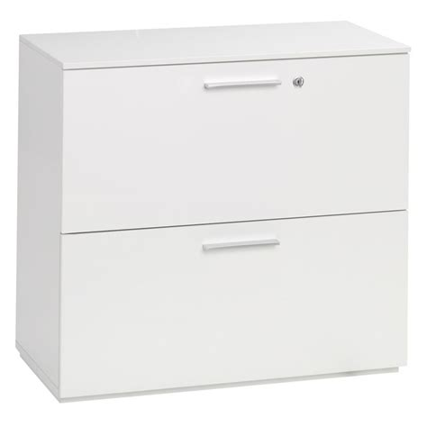 White Lateral File Cabinet Modern White Lateral File Cabinet Imanisr