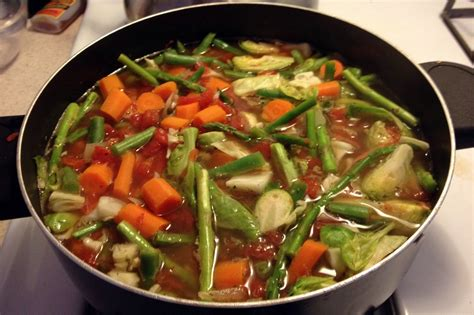Detox Vegetables Soup by How To Make A Detox Vegetable Broth