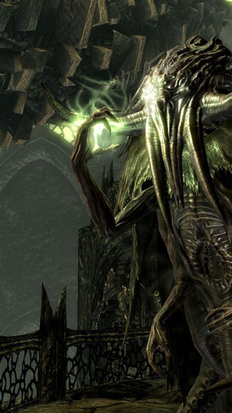wallpaper call  cthulhu  official video game