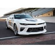 2017 Chevrolet Camaro SS 50th Anniversary Edition Indy 500 Pace Car