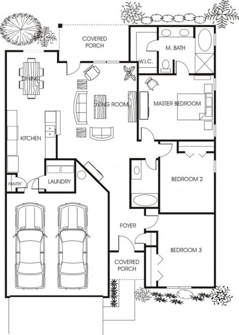 small house floor plans with garage 8 best 100 sqm floor plans and pegs images on pinterest floor plans flooring and floors