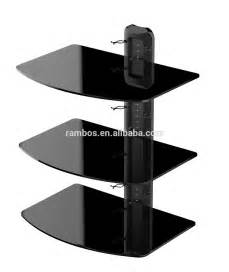 wall mounted tv shelves shelf for dvr wall mount tv shelves