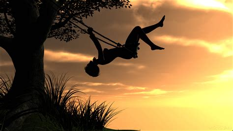 swinging h swinging in the sunset by sedorrr on deviantart