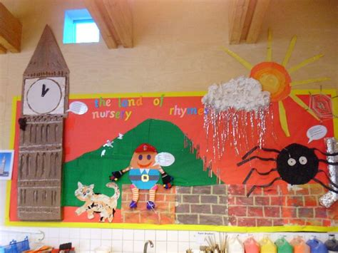 Fish Themed Nursery Rhymes Thenurseries Nursery Rhymes Decorations