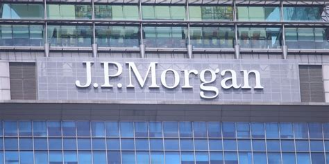 bid stock as silicon valley influence grows jpmorgan loosens dress