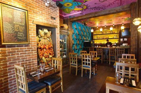 Green Dining Room Ideas fine dining rasoi