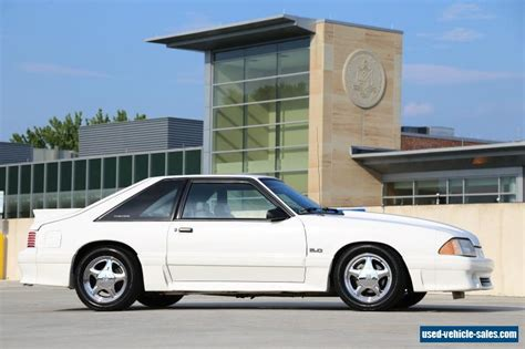 mustang gt 1993 for sale 1993 ford mustang for sale in the united states