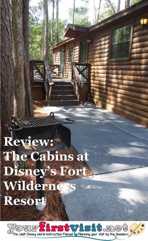 Disney Cabins At Fort Wilderness Reviews by Review The Cabins At Disney S Fort Wilderness Resort