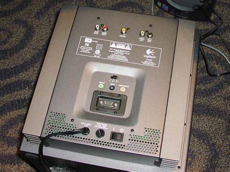 logitech   computer speaker set  dvd player