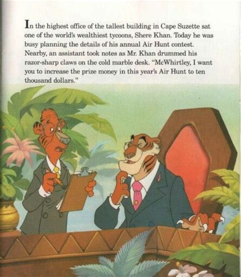 M U R A H Gir Gendong Tiger 35 best images about talespin on disney comic