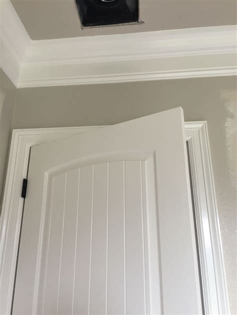 colonnade grey by sherwin williams and trim is villa by sherwin williams construction