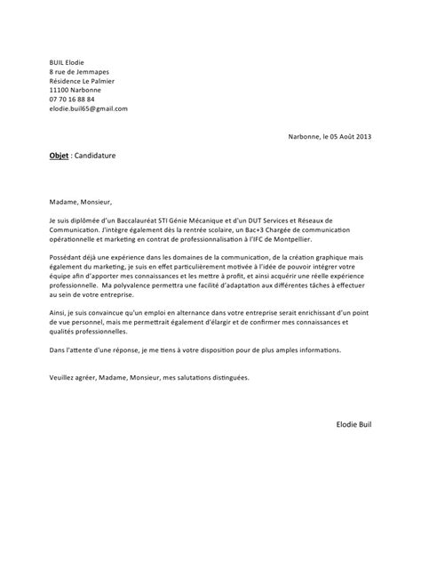 Exemple De Lettre De Motivation Pour Bts Lettre De Motivation Bp Pharm Employment Application