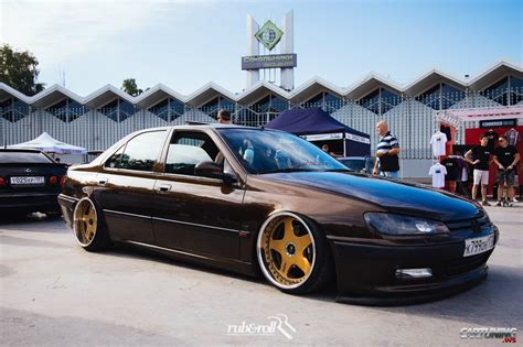 peugeot 406 coupe stance tuning peugeot 406 187 cartuning best car tuning photos