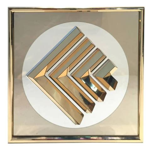 Decorative Mirror Panels by Framed Decorative Mirror Panel With Brass Foil Frame For