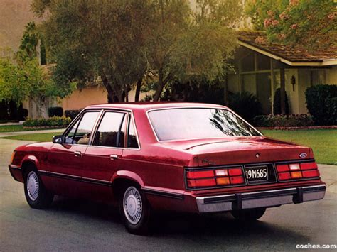 1985 ford ltd information and photos momentcar