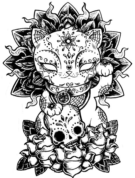 stickerbomb skulls features   stickers