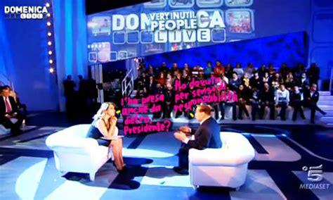 domenica dicembre 2 2012 11 57 am antonella fiordelisi a domenica live quot ho rovinato l