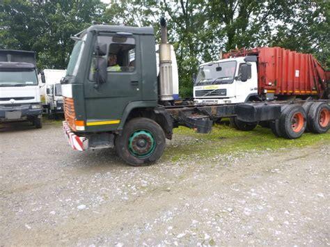 volvo trucks south volvo fl7 flatbed dropside trucks year of mnftr 1990 pre