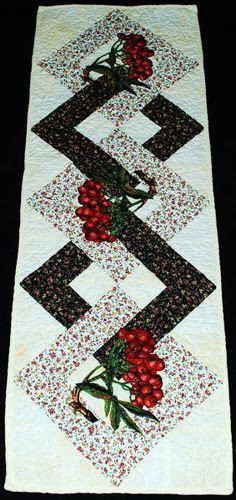 Advanced Embroidery Designs Free Projects And Ideas - table runners on quilts quilted table runners