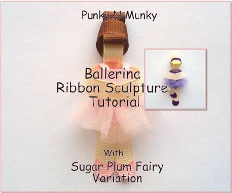 ribbon sculptures instructions free punky n munky new ribbon sculpture instructions