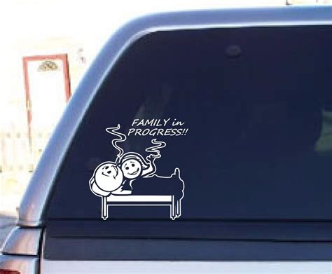 Aufkleber Auto Familie by Family Window Stickers Upcomingcarshq
