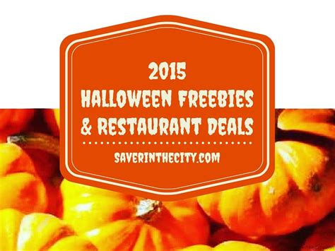 restaurant deals 2015 freebies and restaurant deals money