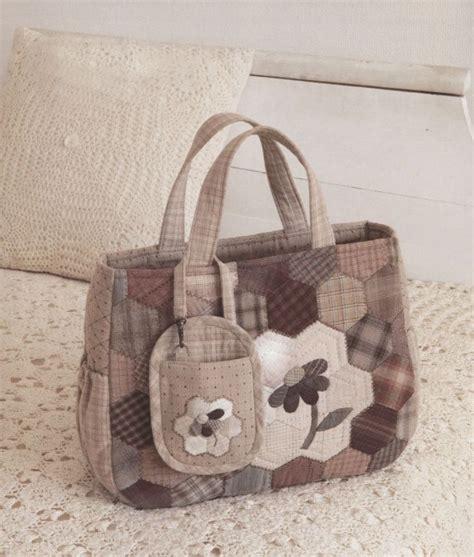 Patchwork Handbags Patterns - 1000 images about sacs avec appliqu 233 s japonais on