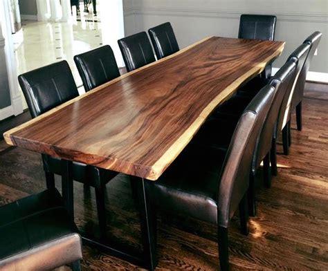 Pod Dining Table Monkeypod Tables Diamondtropicalhardwoods