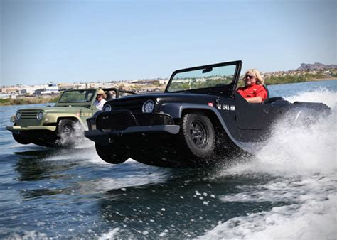 Water Jeep 12 Best Vehicles For Surviving The Apocalypse