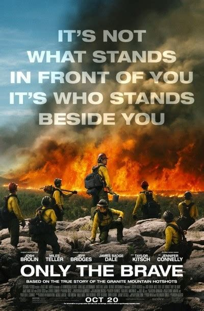 only the brave war film only the brave movie review film summary 2017 roger